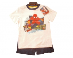 Tricou si pantaloni Spiderman, baieti 3 ani